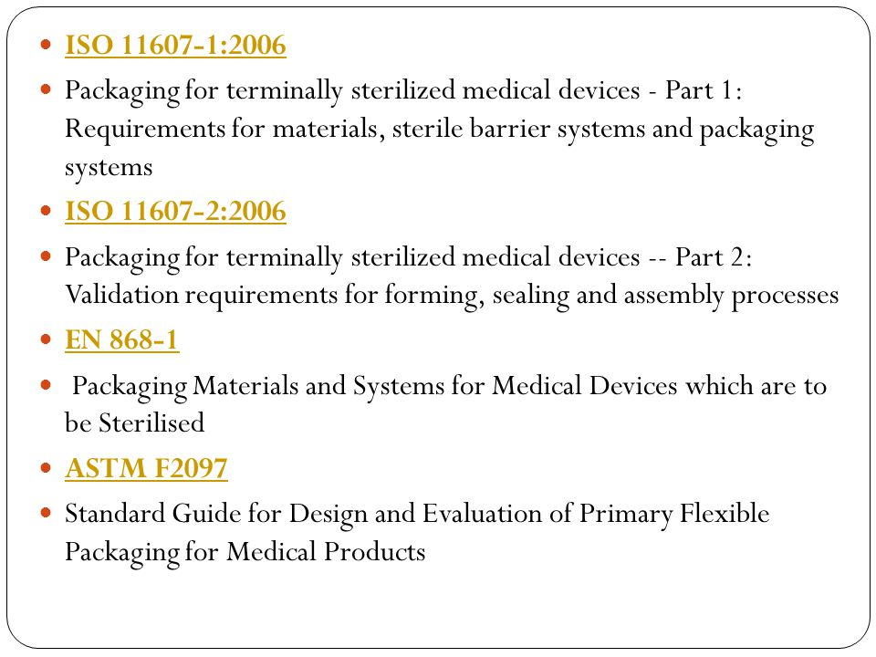 ISO 11607-1:2006