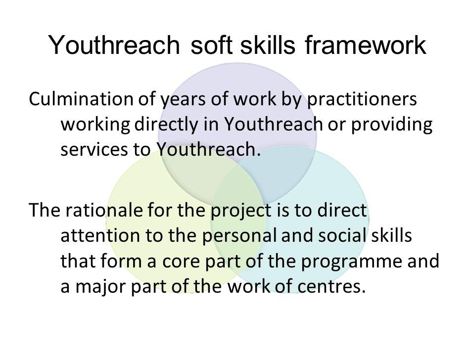 Youthreach soft skills framework