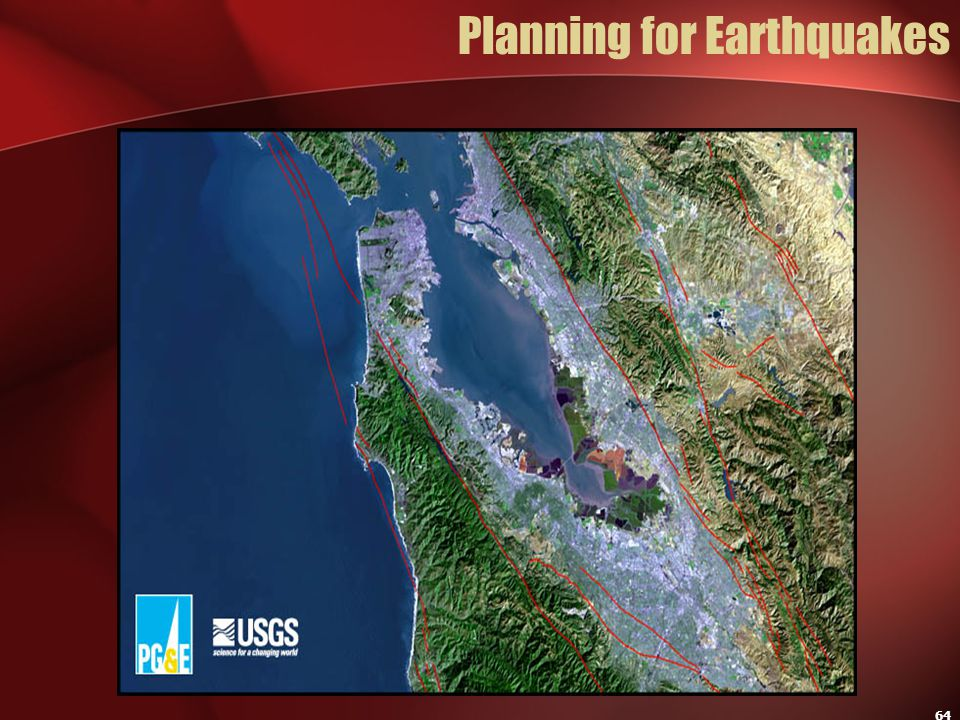 Planning for Earthquakes