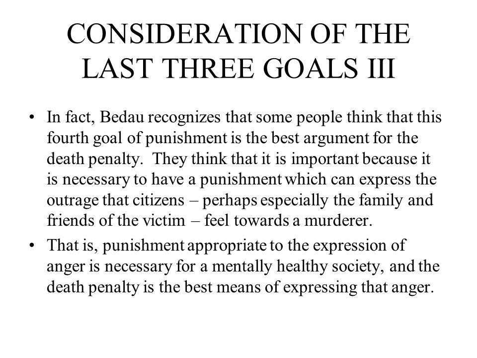 capital punishment a necessary evil Here's a question sub-type that does not fit within the guidelines for proving 'necessary'  capital punishment is not a necessary evil:.