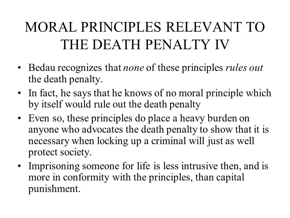 death penalty is it really necessary If you are finding it difficult to decide whether you should support the practice of death penalty  pro death penalty arguments  death penalty really a.