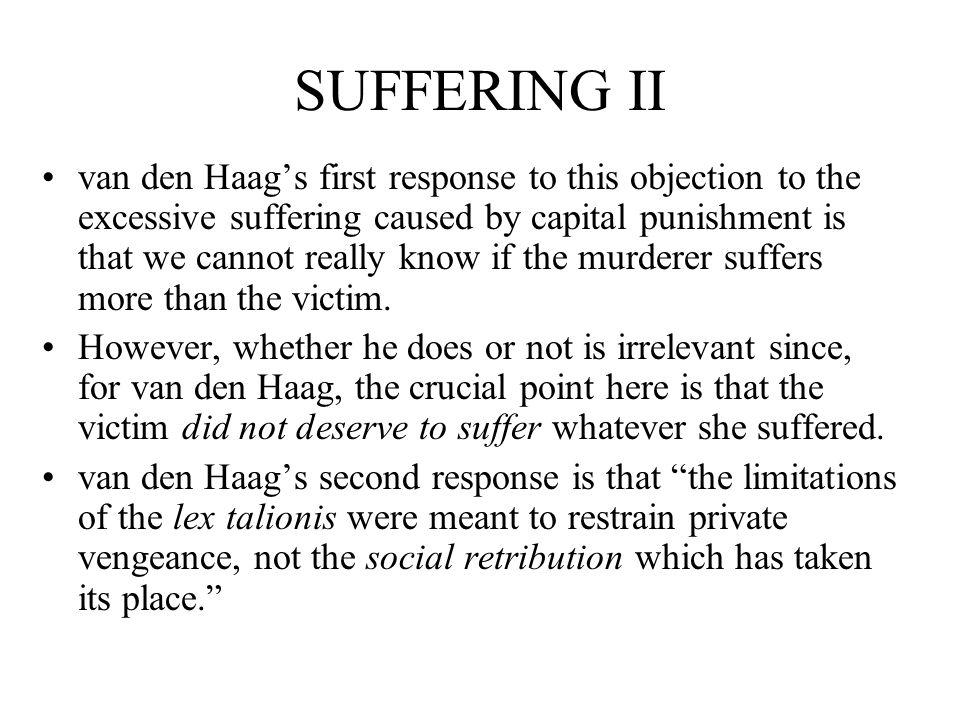 SUFFERING II