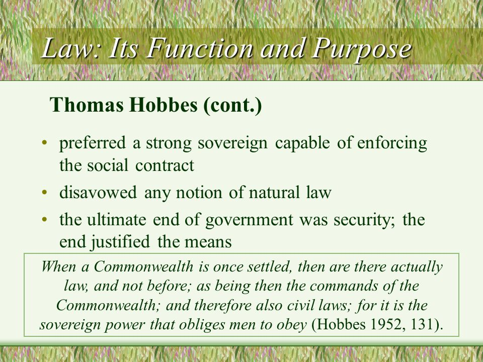 an introduction to the social contract and hobbes commonwealth Social contract theory is the theory of why people form  an introduction to social contract theory and the state  hobbes' social contract theory is.
