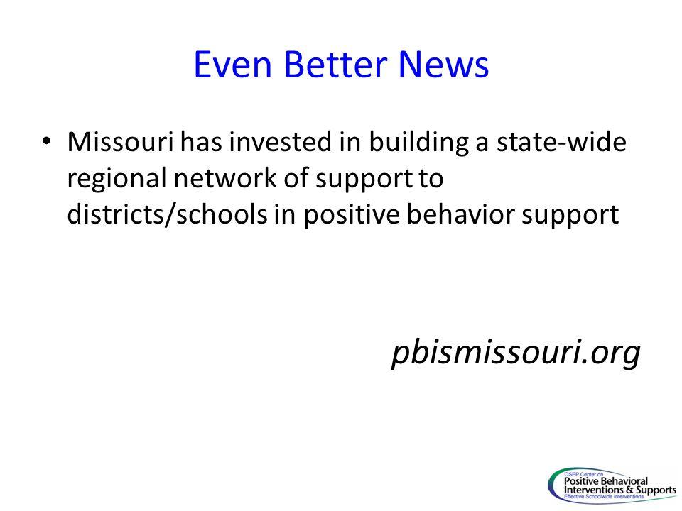 Even Better News pbismissouri.org