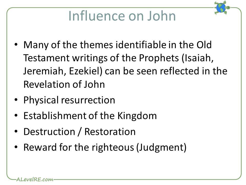Influence on John