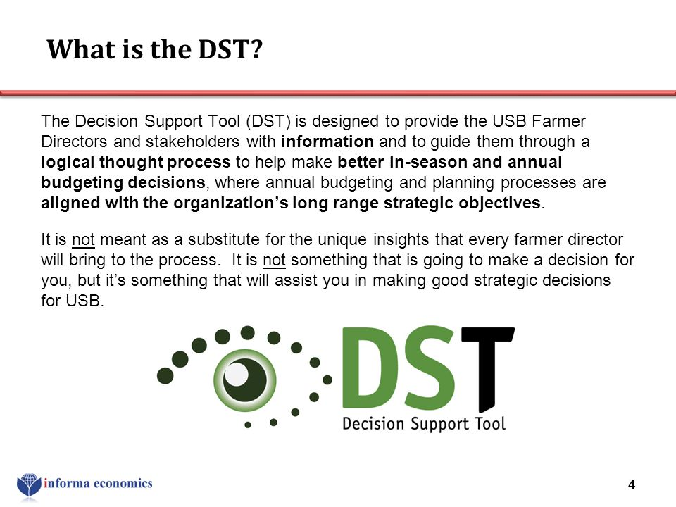 What is the DST