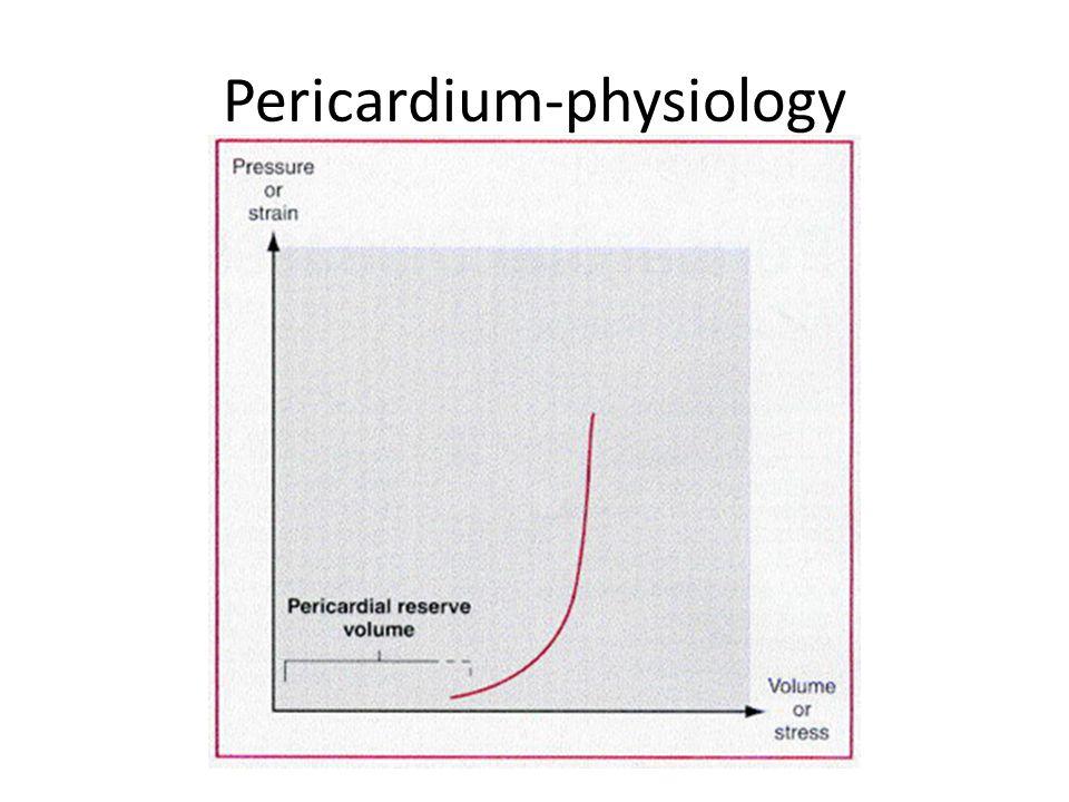 Pericardium-physiology