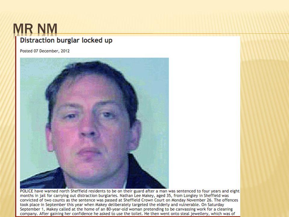 Mr NM