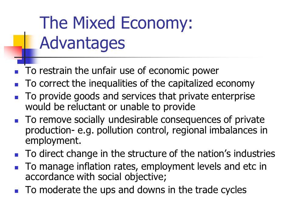 The  Types Of Economic Systems Explained Economic Mixed And Market Economy Essay Sample