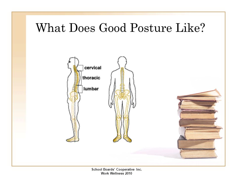 What Does Good Posture Like