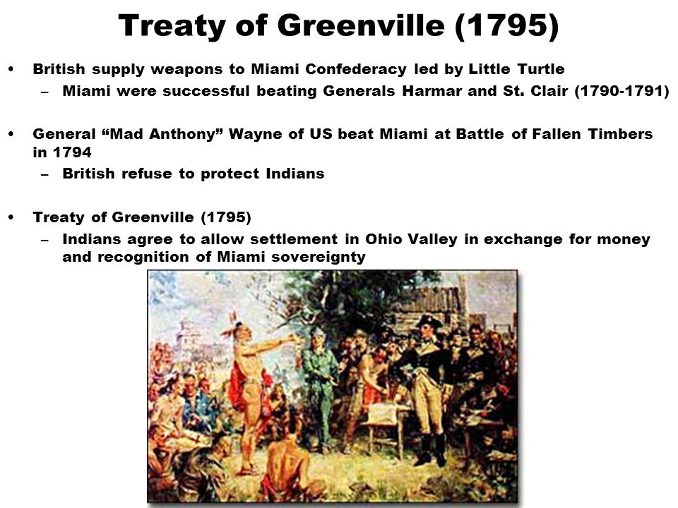 Treaty of Greenville (1795)