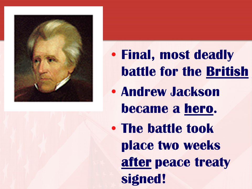Final, most deadly battle for the British