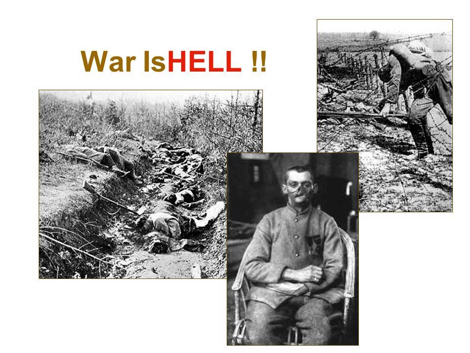 War IsHELL !!