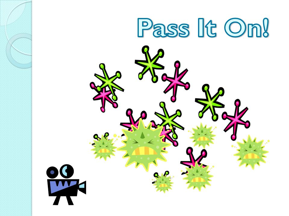 Pass It On! Jacks Game & Handwash Video (allow 4-5 min for game and 6 min for video)