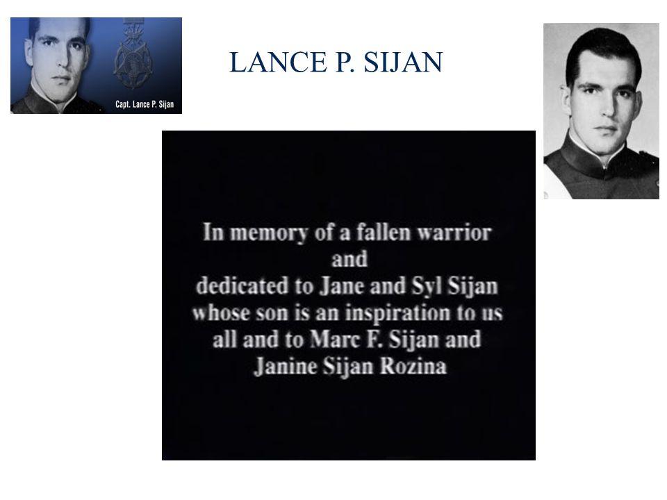 LANCE P. SIJAN