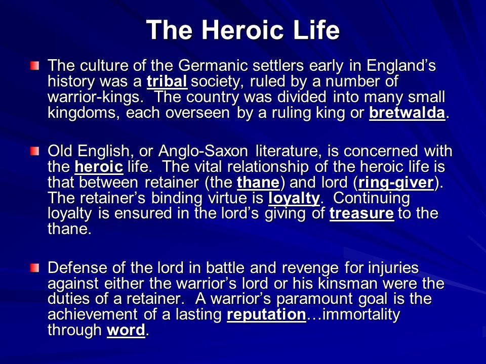 The Heroic Life