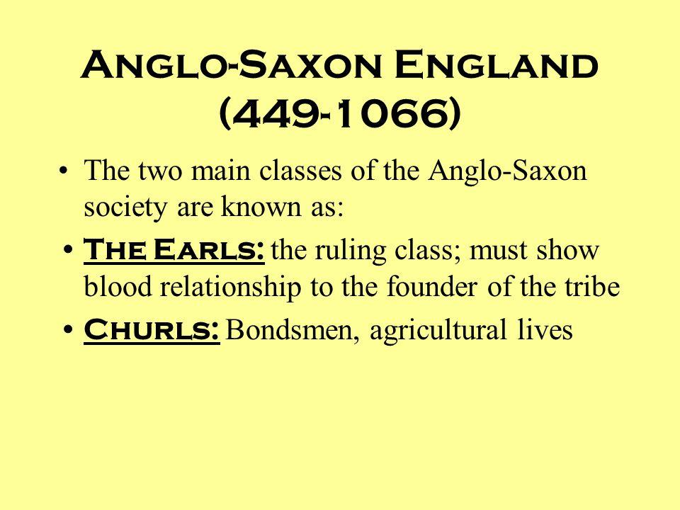 Anglo-Saxon England (449-1066)