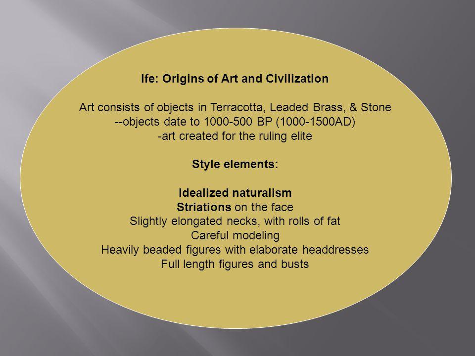 Ife: Origins of Art and Civilization