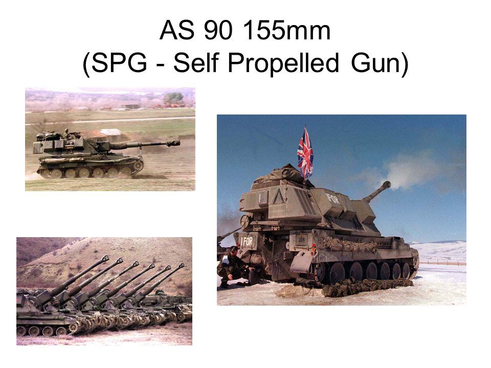 AS 90 155mm (SPG - Self Propelled Gun)