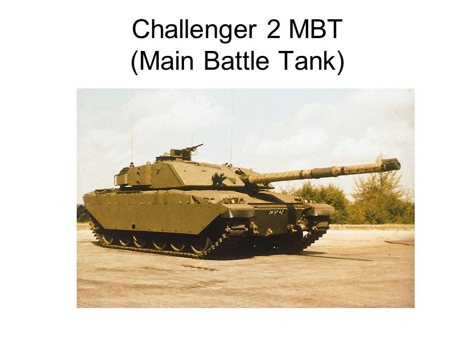 Challenger 2 MBT (Main Battle Tank)