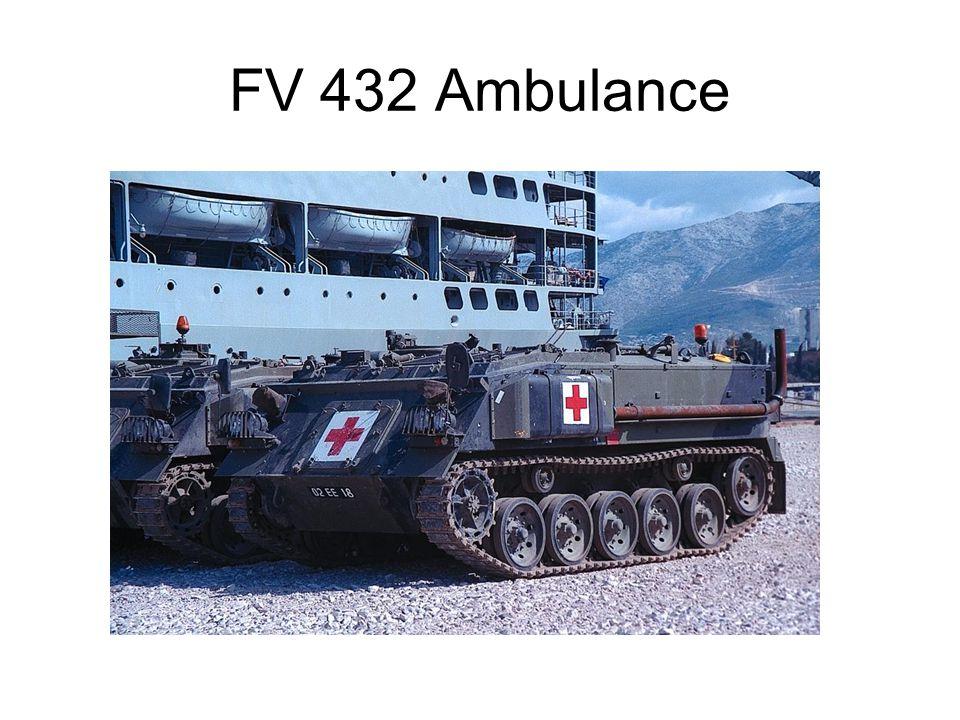 FV 432 Ambulance