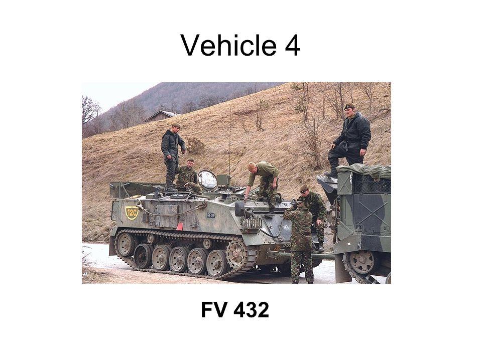 Vehicle 4 FV 432