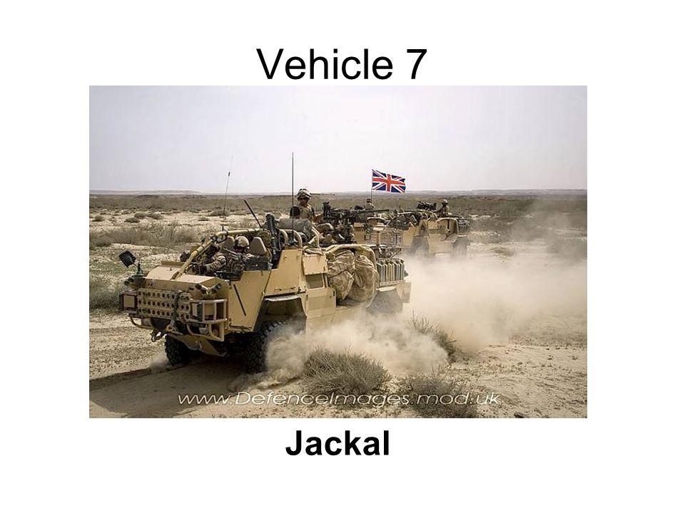 Vehicle 7 Jackal