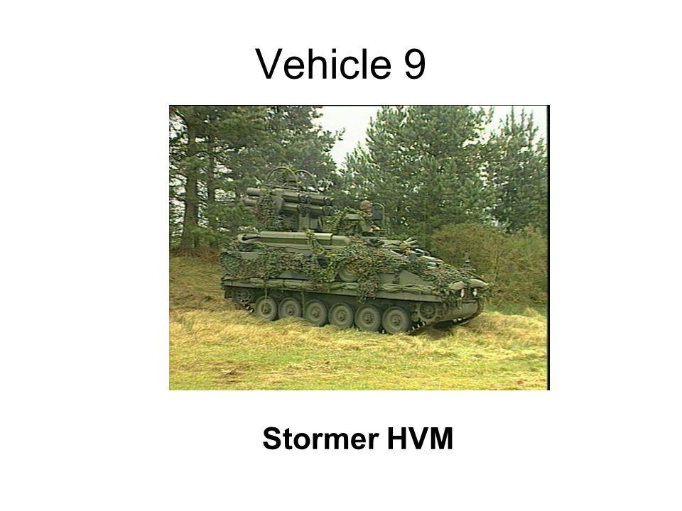 Vehicle 9 Stormer HVM
