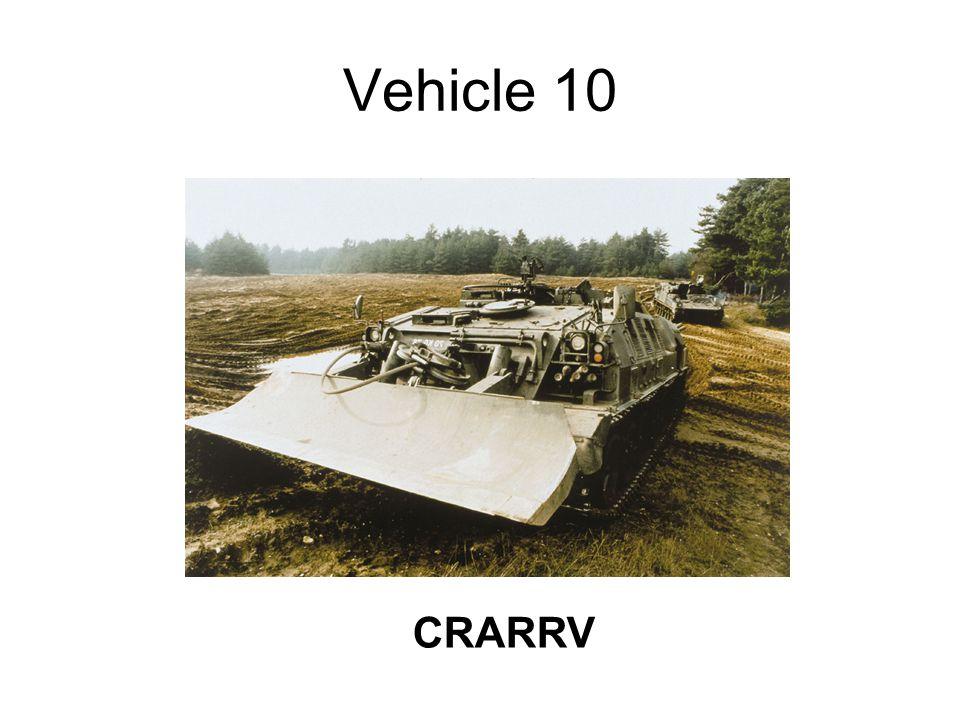 Vehicle 10 CRARRV