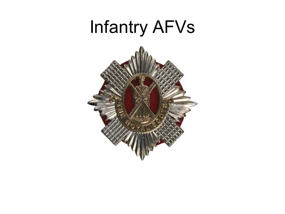 Infantry AFVs