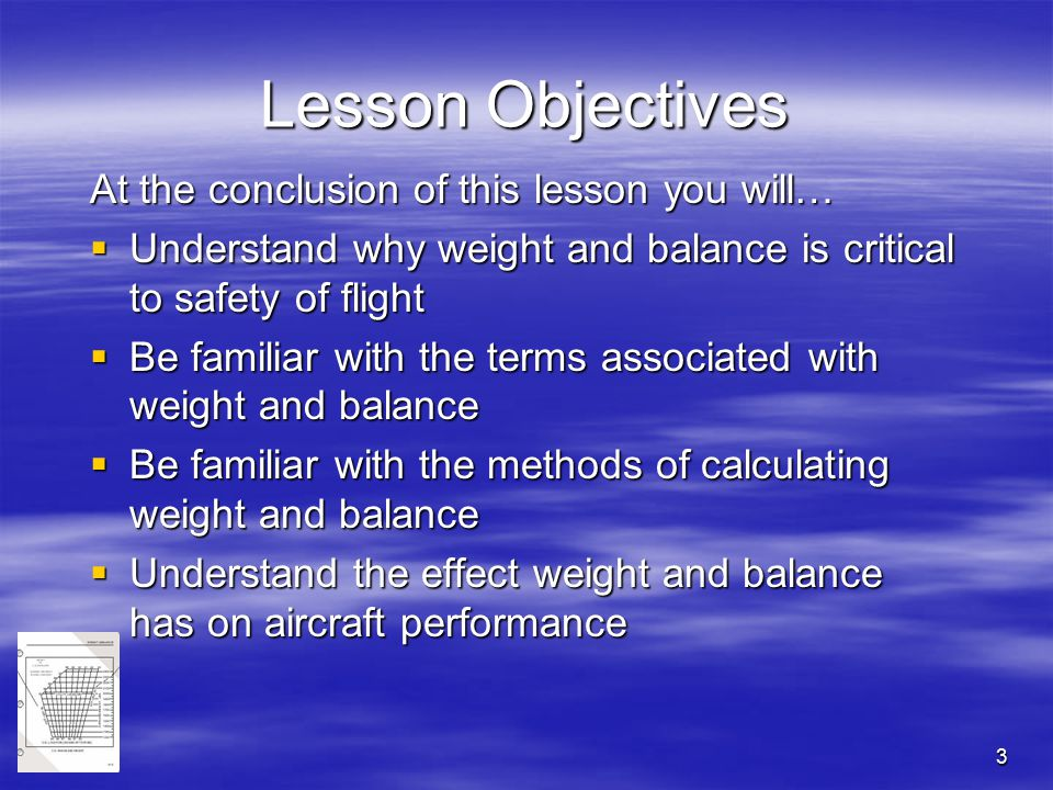 Lesson Objectives At the conclusion of this lesson you will…