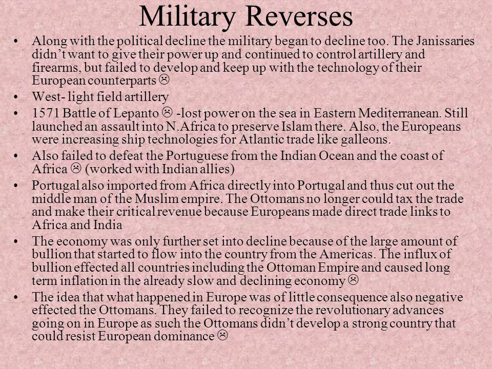 Military Reverses