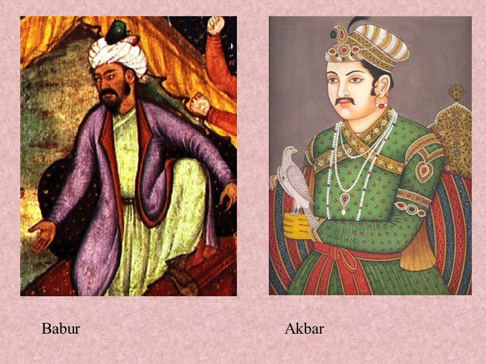 Babur Akbar