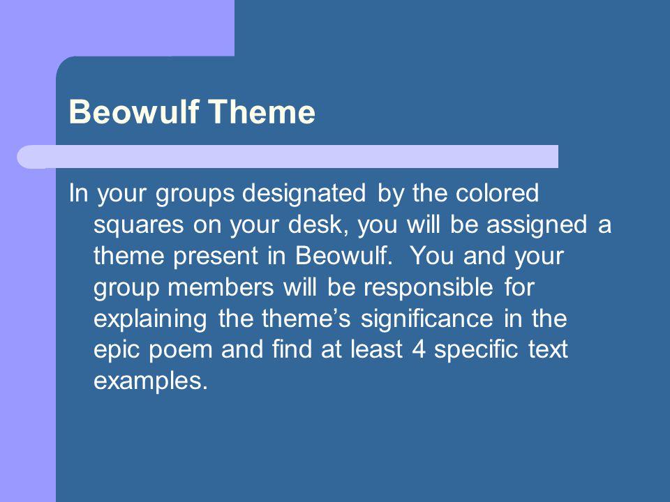 Beowulf Theme