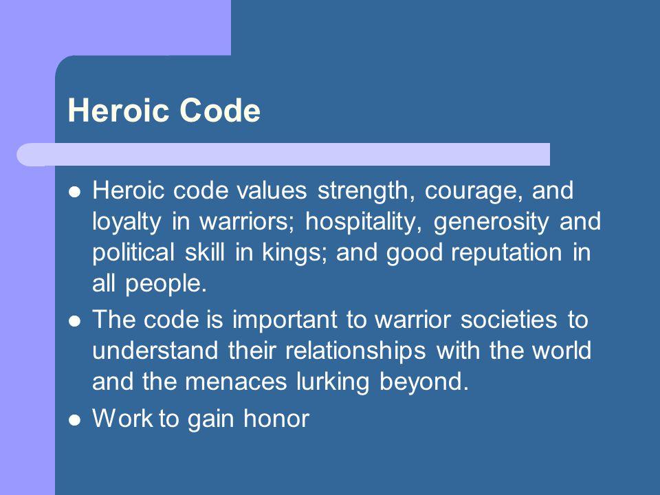 Heroic Code
