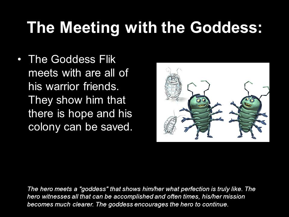 The Meeting with the Goddess: