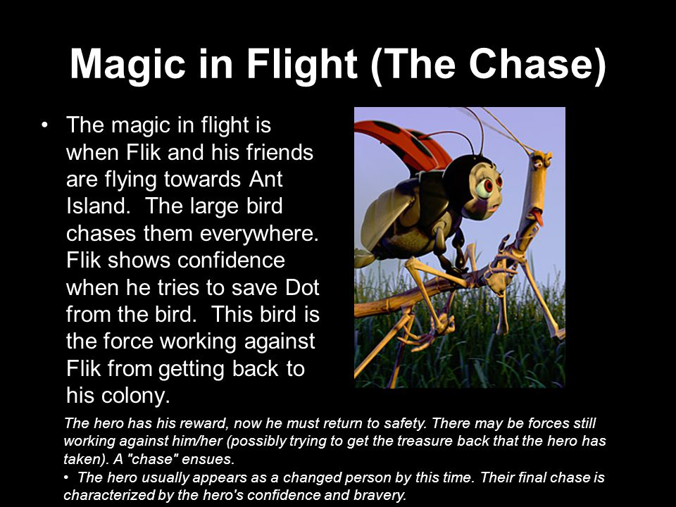 Magic in Flight (The Chase)