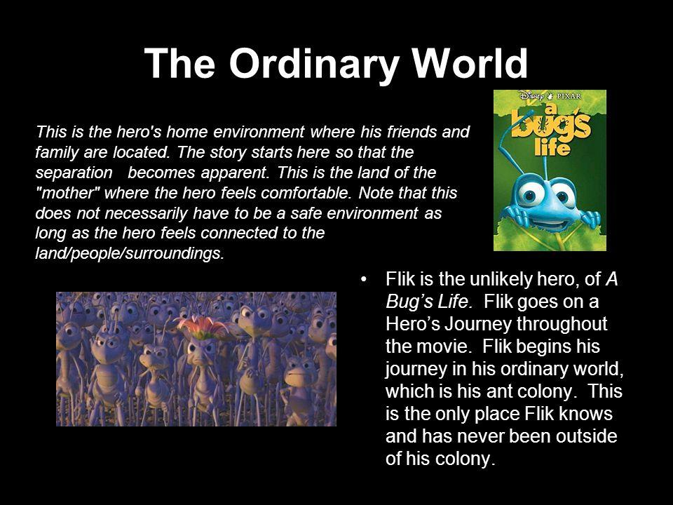 The Ordinary World