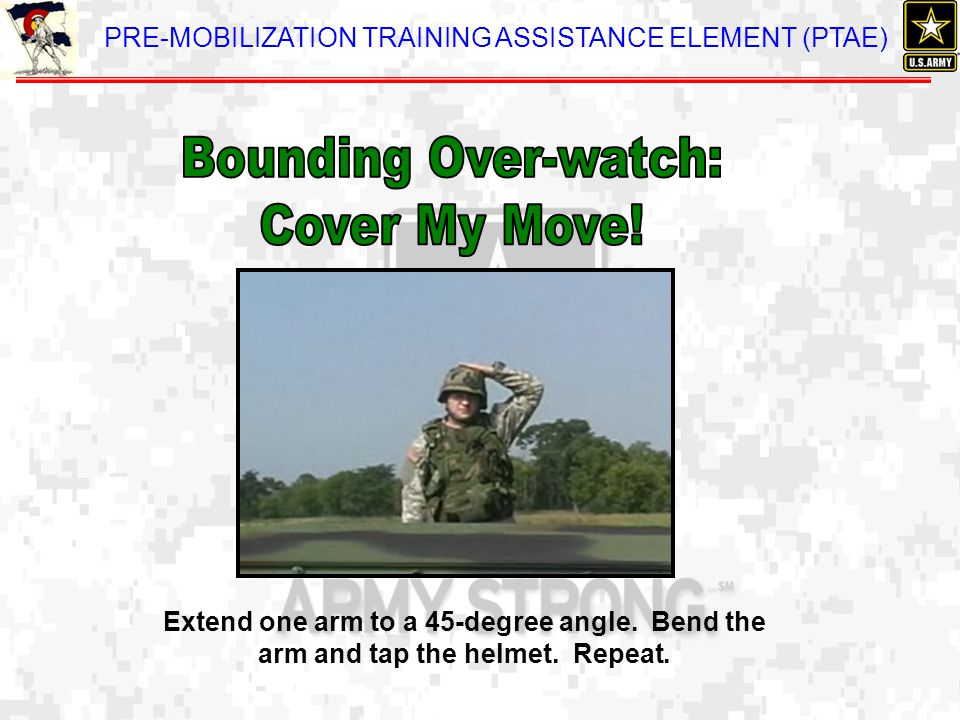Bounding Over-watch: Cover My Move!