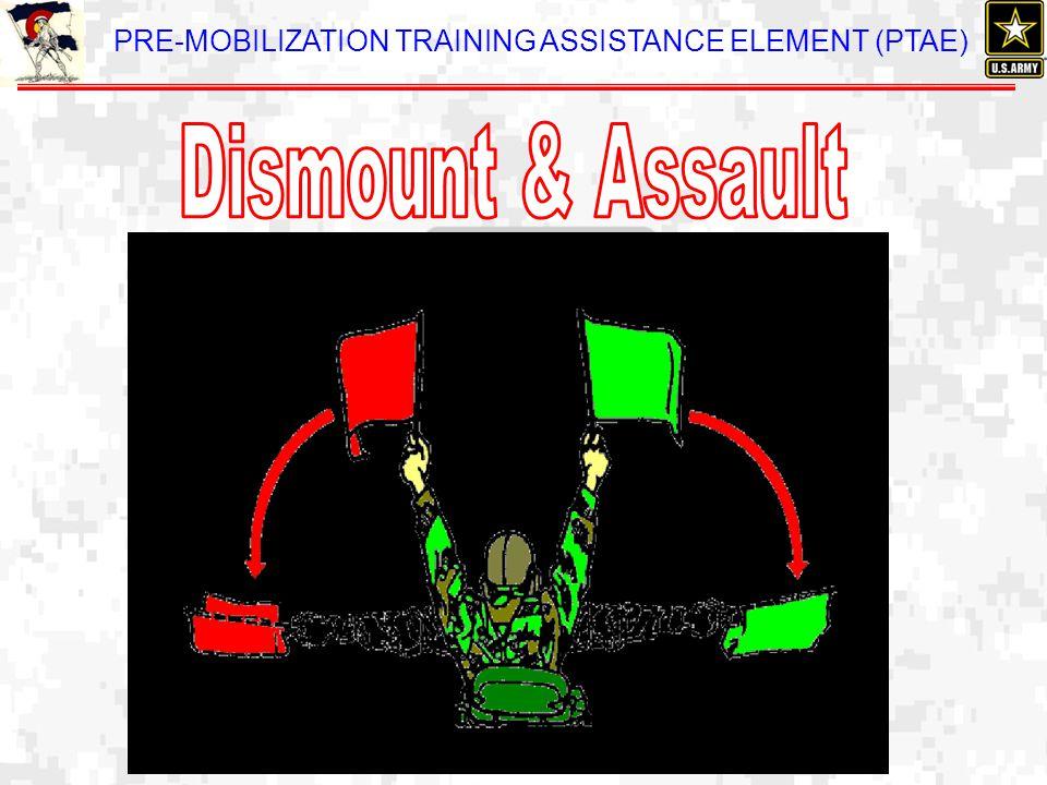 Dismount & Assault