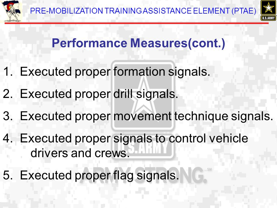 Performance Measures(cont.)
