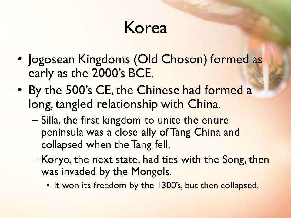 Chinese Civilization's Impact on Japan and Korea