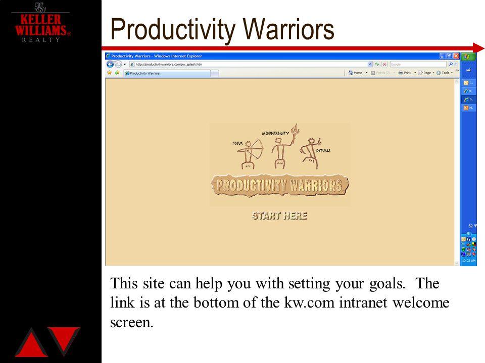 Productivity Warriors