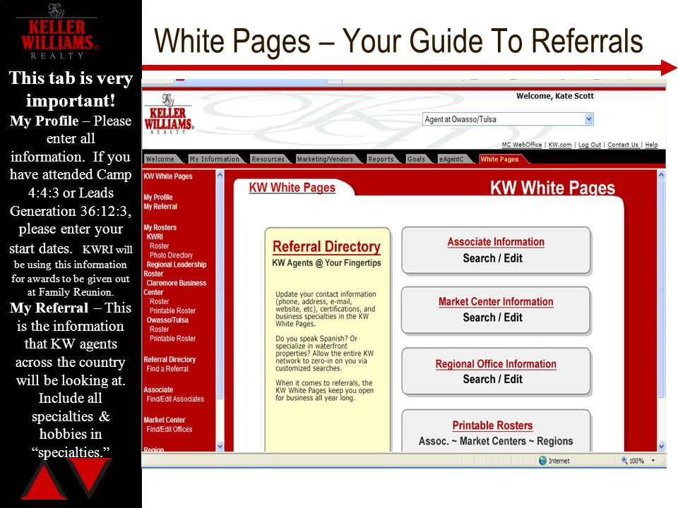 White Pages – Your Guide To Referrals