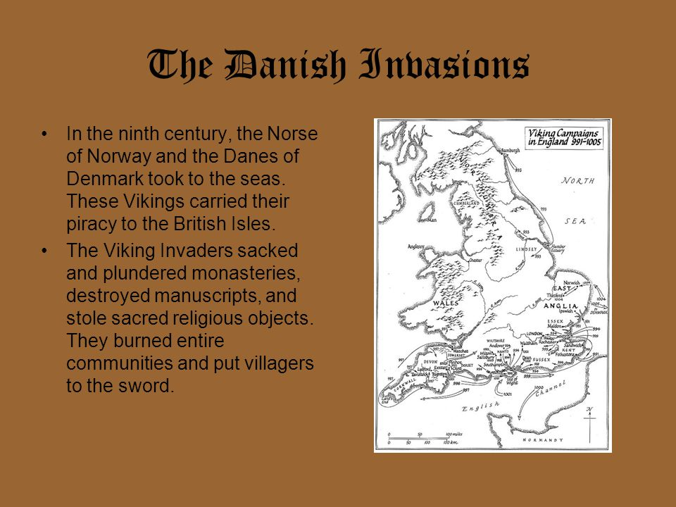 The Danish Invasions
