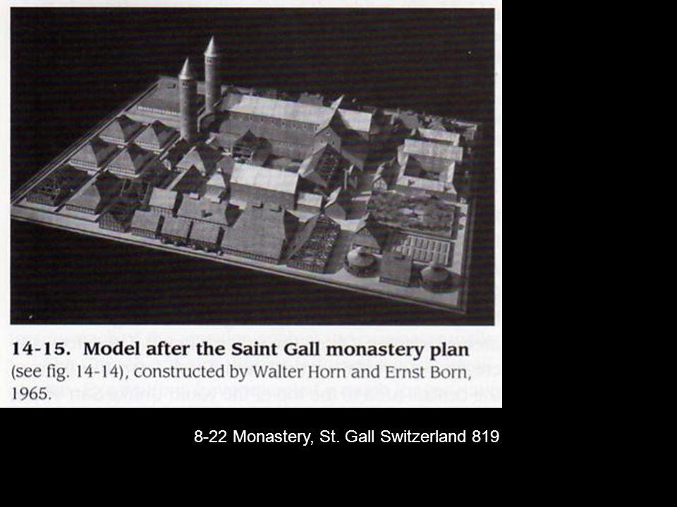 8-22 Monastery, St. Gall Switzerland 819