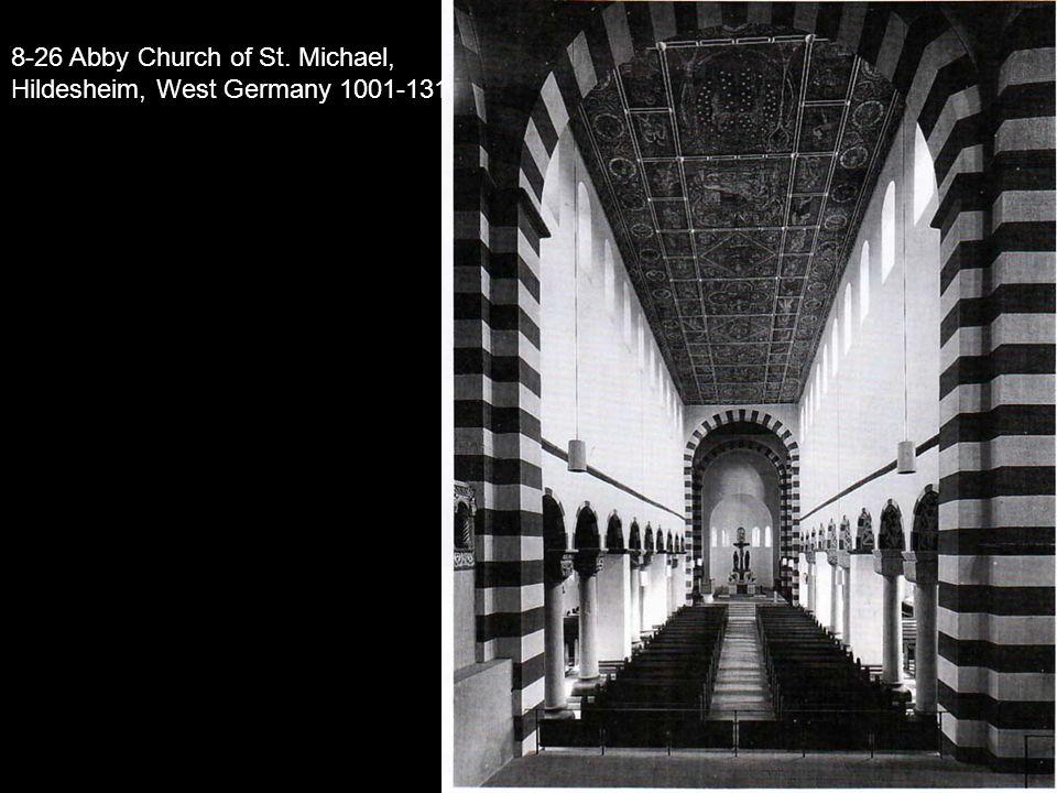 8-26 Abby Church of St. Michael,