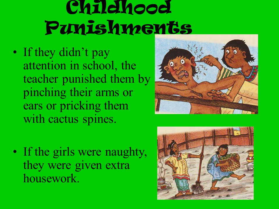 Childhood Punishments