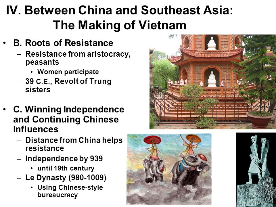 IV. Between China and Southeast Asia: The Making of Vietnam