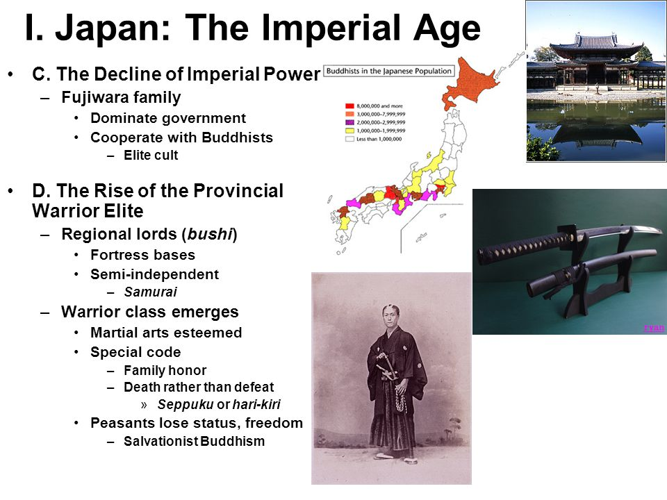 I. Japan: The Imperial Age